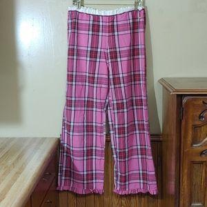 PINK🆚Victoria Secret Light Pajama Pants S